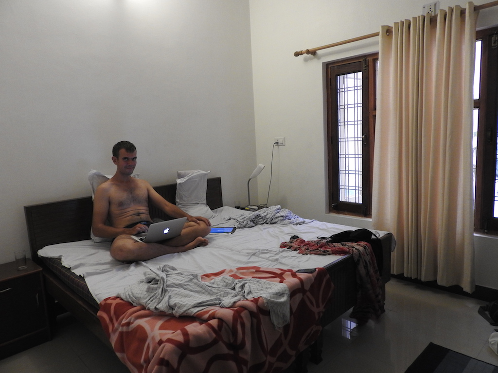 Luxueuze guesthouse in Rishikesh