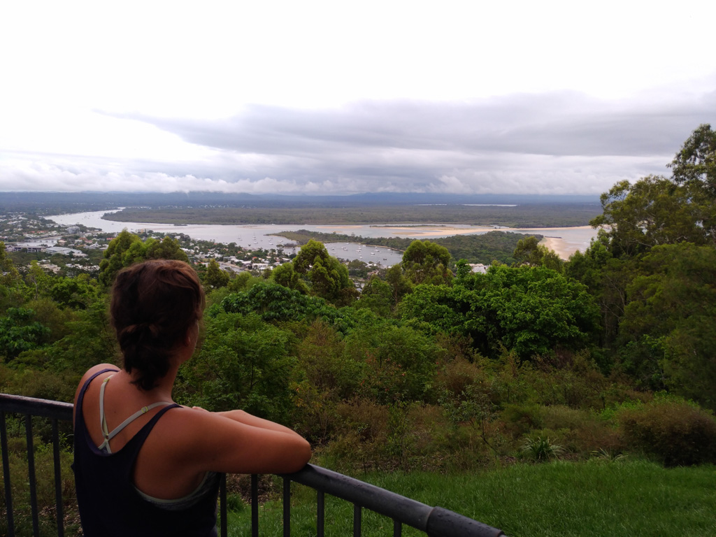 Scenic Lookout in Noosa