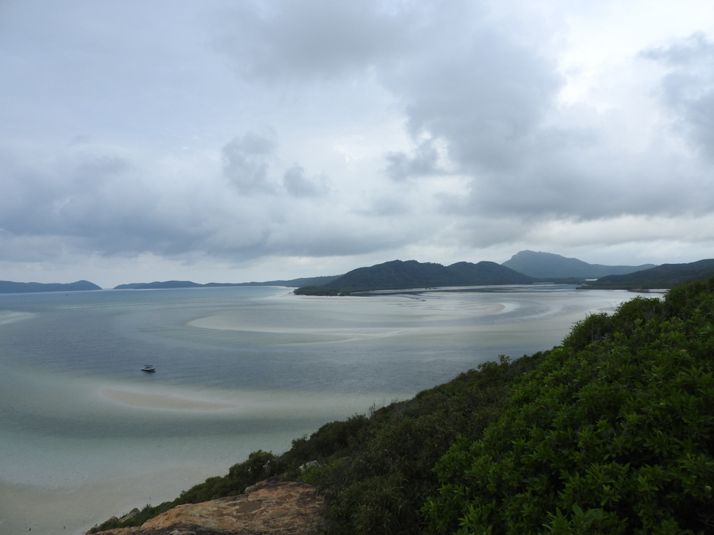 Scenic Lookout in The Whitsundays