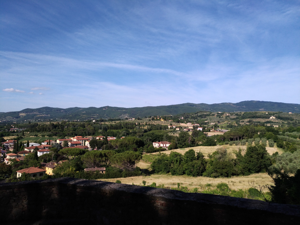 Views in Arezzo