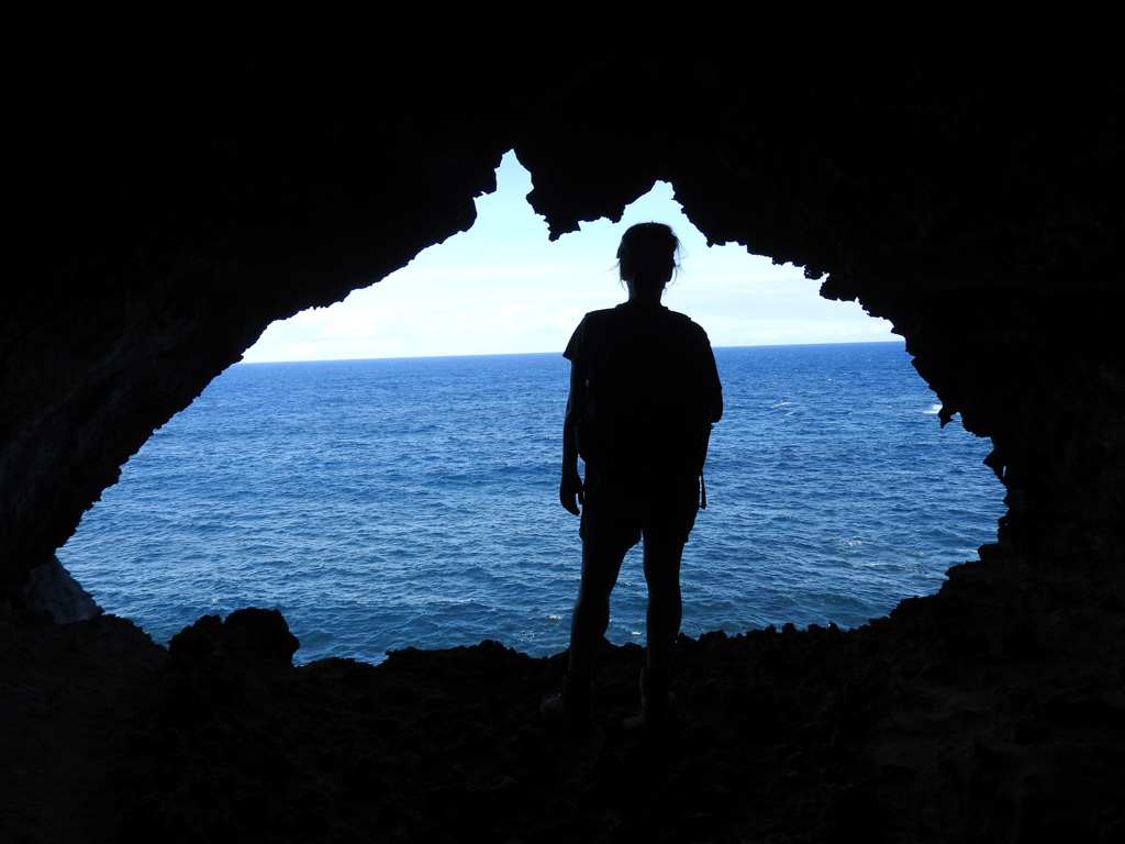 Cave with a view