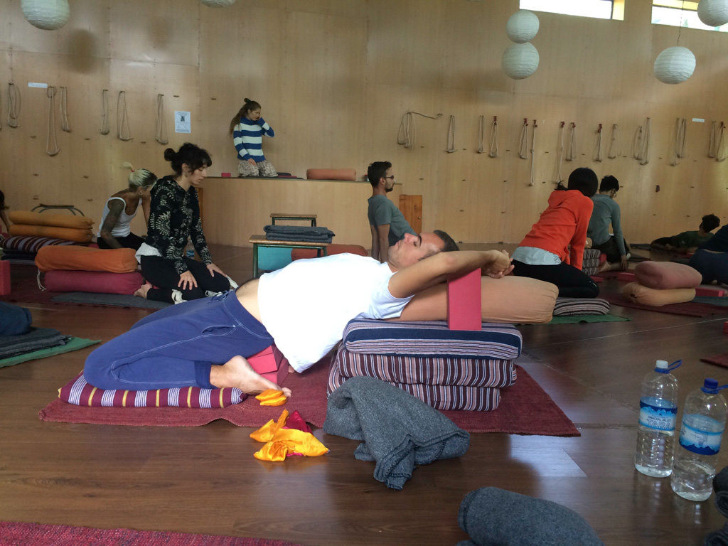Yoga Intensive Course, India